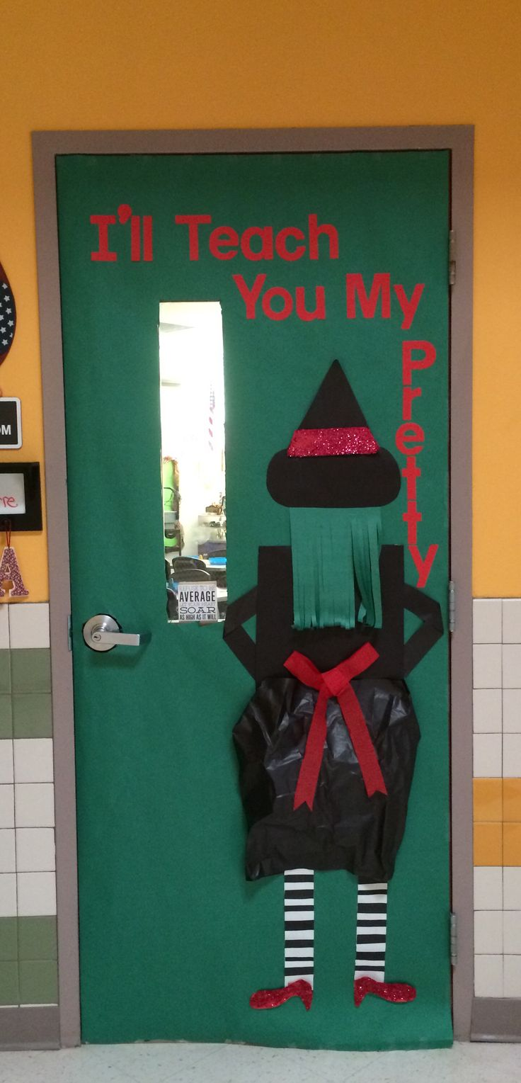 Classroom Decor Ideas Elementary ~ Best classroom door decorations images on pinterest