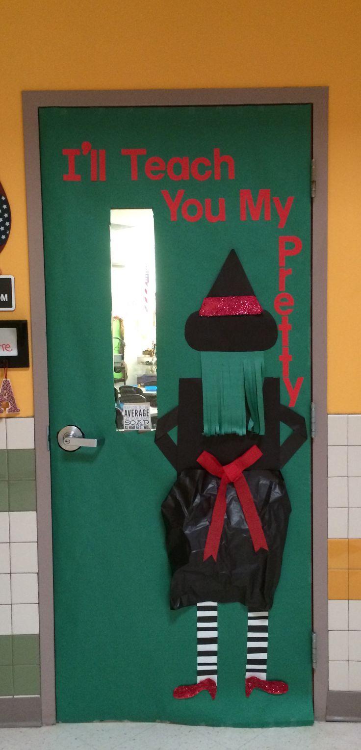 Wizard Of Oz Halloween Decoration Ideas