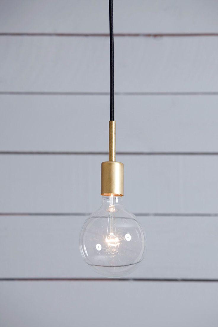 Brass Pendant Light - Mid Century by IndLights on Etsy https://www.etsy.com/listing/219963118/brass-pendant-light-mid-century