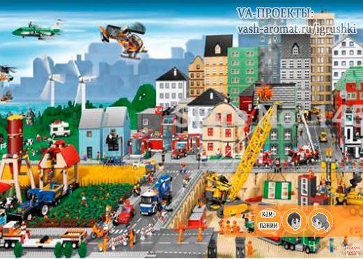 Новый удобный поиск по сериям конструкторов - 30 Марта 2016 - ВА-Проекты: парфюмерия и игрушки!