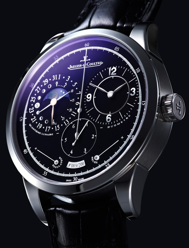 Jaeger-LeCoultre Duomètre www.ChronoSales.com for all your luxury watch needs, sign up for our free newsletter, the new way to buy and sell luxury watches on the internet. #ChronoSales