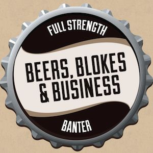 Beers, Blokes and Business podcast.