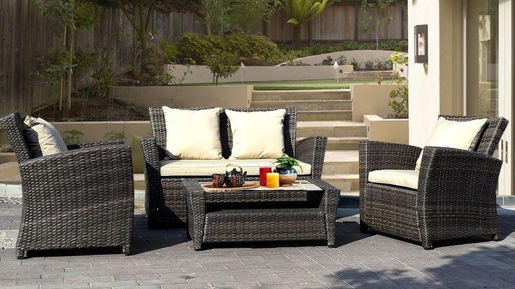 17 Best Ideas About Cheap Rattan Garden Furniture On Pinterest Cheap Rattan