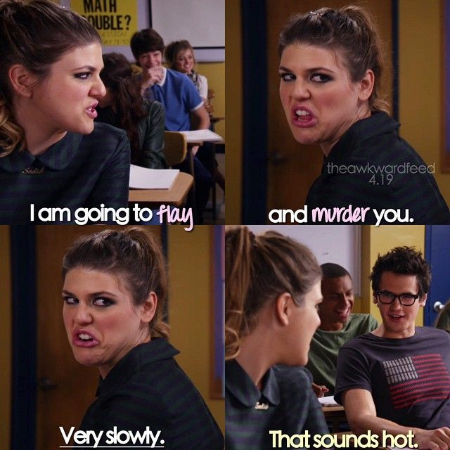 "#Awkward 4x19 ""Over the Hump"""