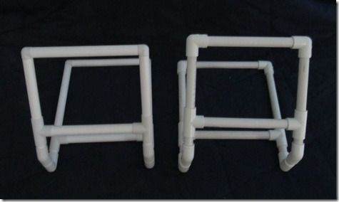 Making Your Own Pvc Lapstand Style Make Your And How To