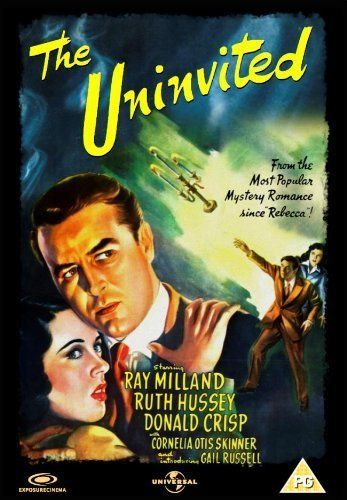"""Watch something different for Halloween.  """"THE UNINVITED"""" is FANTASTIC -- and SCARY! Directed by Lewis Allen.  With Ray Milland, Ruth Hussey, Donald Crisp, Cornelia Otis Skinner. A composer and his sister discover that the reason they are able to purchase a beautiful gothic seacoast mansion very cheaply is the house's unsavory past."""