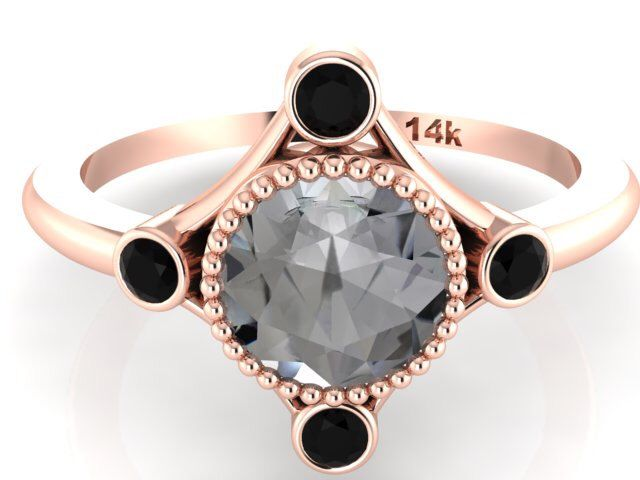 Raw diamond wedding and engagement ring, Compass of my LOVE, Bohemian Engagement ring, Rose Cut raw diamond ring, Ring as Unique as SHE IS by BridalRings on Etsy https://www.etsy.com/listing/251145600/raw-diamond-wedding-and-engagement-ring