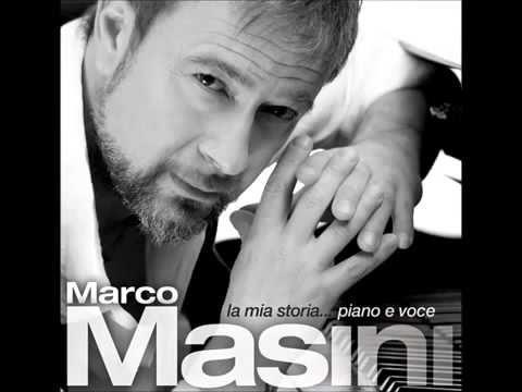 Anteprima per youtube. Il nuovo singolo di Marco Masini - Io ti volevo  2013