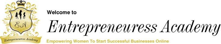 Melanie Duncan is a huge inspiration to me and I really enjoy her Entrepreneuress Academy!