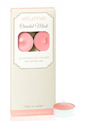 Elume Oriental Musk Scented Tealight Candles Find it at hhtp://www.facebook.com/razzleberry.bling
