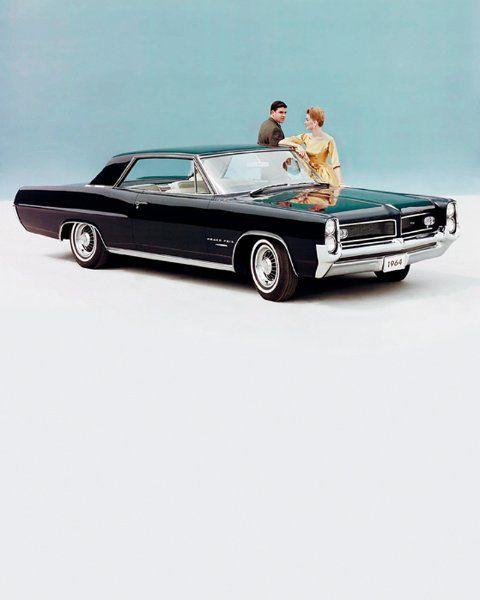Pontiac Grand Prix Coupé, 1964