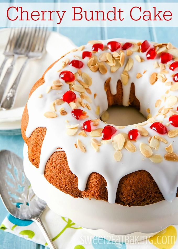 17 Best Images About Decorating A Bundt Cake On Pinterest
