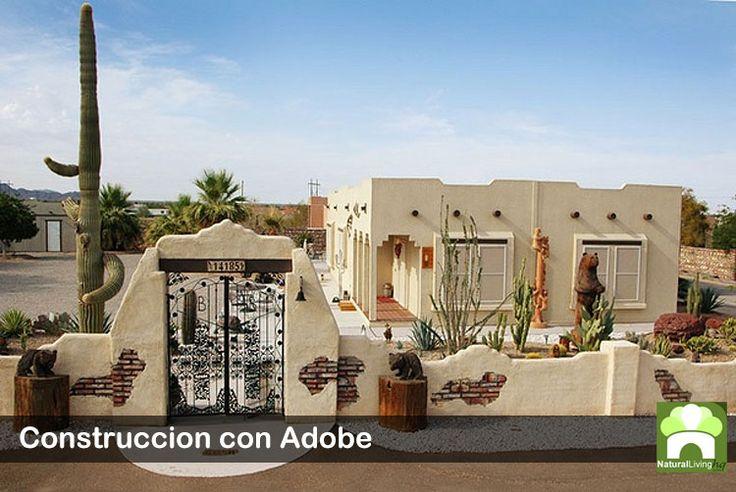 Construccion con adobe adobes son ladrillos de barro for Mortero para ladrillos