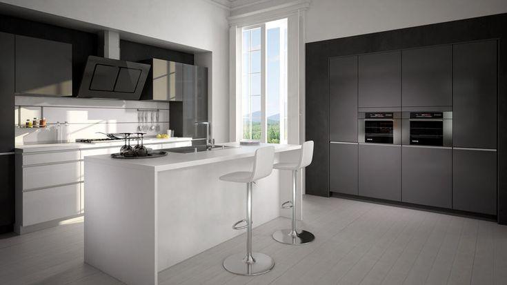 Rideaux Blanc Pour Salon : cuisines Schmidt