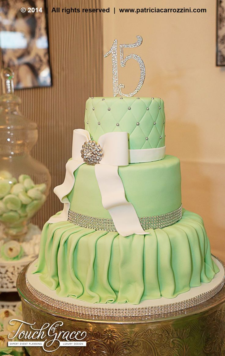 mint green wedding cake ideas 17 best ideas about mint green cakes on mint 17453