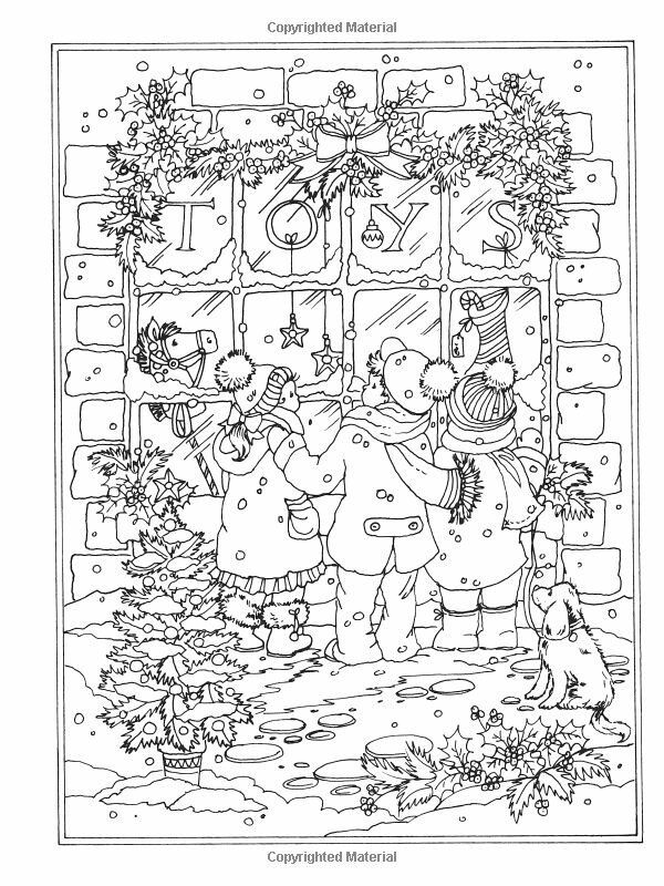 641 best Coloring Pages - Winter images on Pinterest | Coloring ...