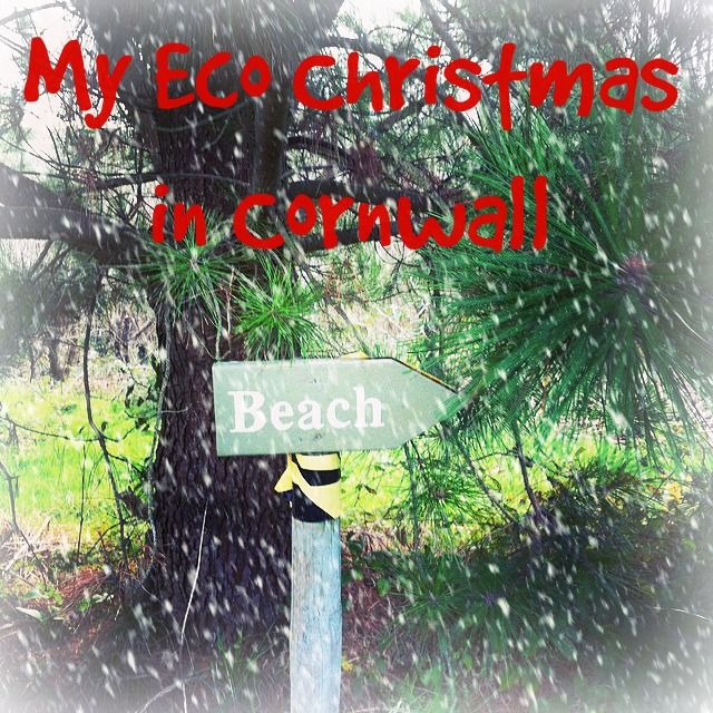 My Eco Christmas in Cornwall