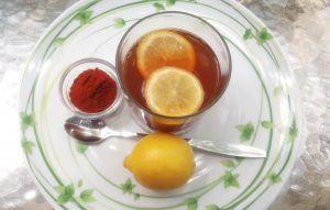 Cayenne bors tea