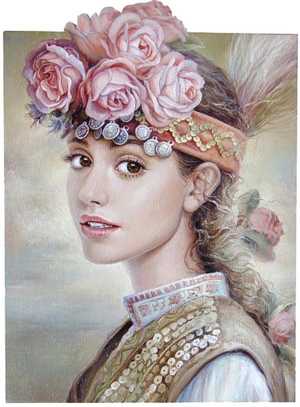 Bulgarian beauty by Maria Ilieva