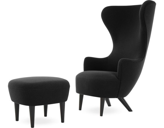 a fully upholstered high back lounge chair inspired by the traditional century british chair the wingback chair is