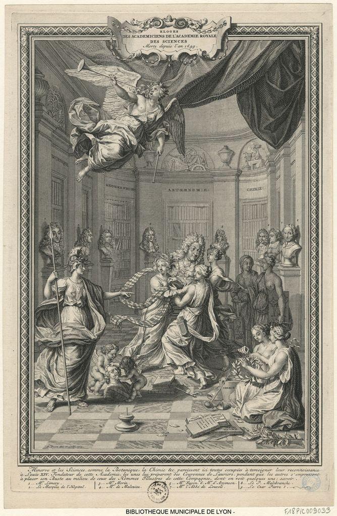 #Bibliothèque du 18e siècle