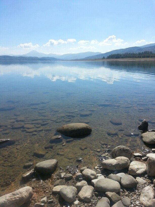Plastiras lake Karditsa