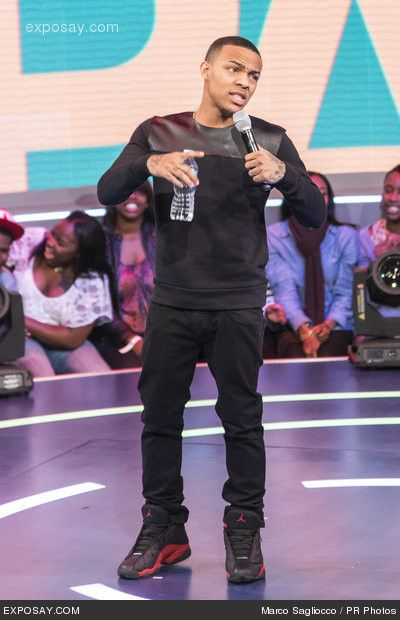 Bow Wow 106 And Park In New York City On January 15