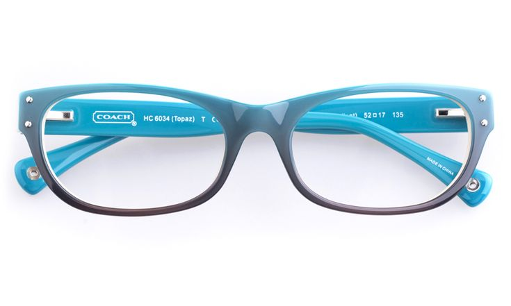 Coach Green Eyeglass Frames : Coach HC6034 Acetate Womens Oval Full Rim Optical Glasses ...