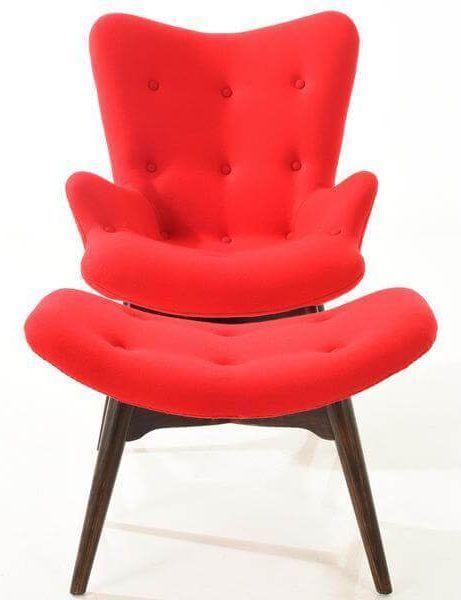 Retreat Lounge Chair Ottoman Set