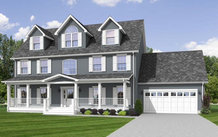 The portland hs104a pennwest 2 story modular home this - Champion home exteriors glassdoor ...