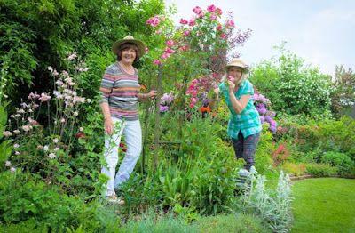 Огород для в меру ЛЕНИВЫХ садоводов!