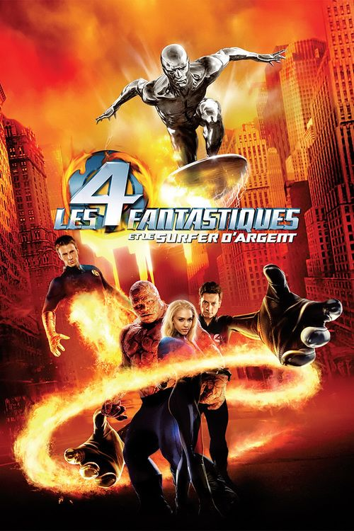 Watch Fantastic 4: Rise of the Silver Surfer Full-Movie