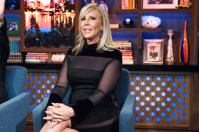 Has Bravo fired Vicki Gunvalson from the Real Housewives of Orange County?    According to a new report and the rumor mill, that answer is yes as at the very least she is being demoted from being