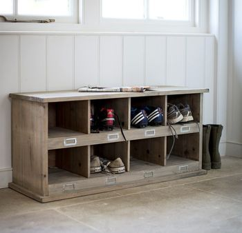 rustic spruce chedworth 8 shoe locker the farthing 1