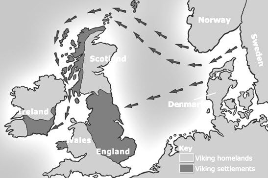 where did the vikings come from a fill in the blanks worksheet with map which can be coloured. Black Bedroom Furniture Sets. Home Design Ideas