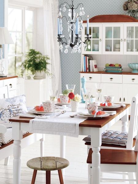 Die 32 besten Bilder zu Küche auf Pinterest Shabby chic - kchen weiss landhausstil modern