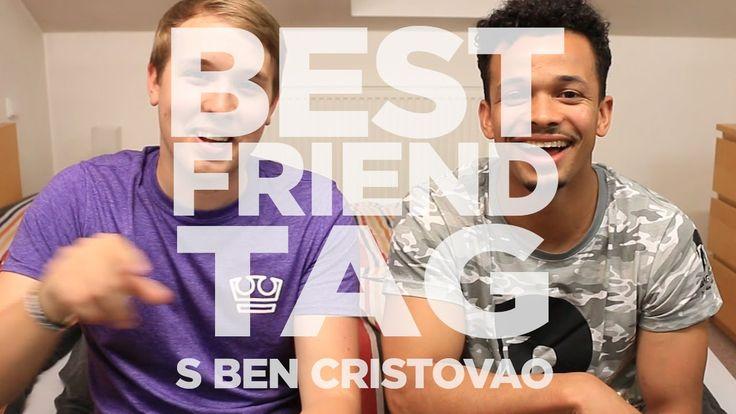 Jirka a Ben Cristovao - BEST FRIEND TAG