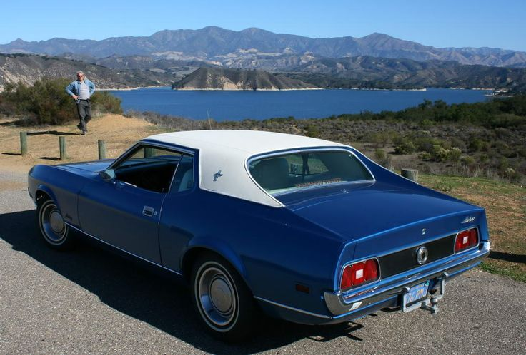 1972 ford mustang, I was totally in love with this car, then my ex husband sold …