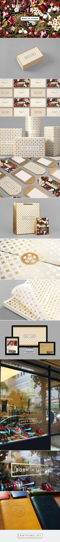 Born In Saigon Branding on Behance   Fivestar Branding – Design and Branding Agency & Inspiration Gallery