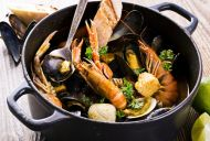 How to Make French Bouillabaisse (Seafood Soup)