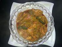 Kashmiri Food Recipes: Chokk Bund