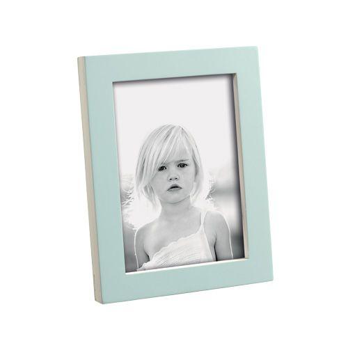 PORTAFOTO A397 - portafoto 'colors' in legno massello laccato opaco in superficie - wooden photo frame with matt lacquer on top