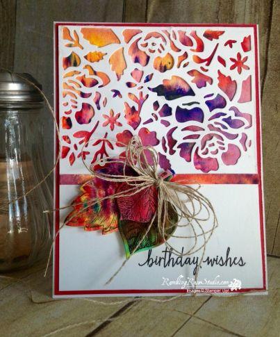 Autumn Birthday Wishes.... | Rambling Rose Studio | Billie Moan