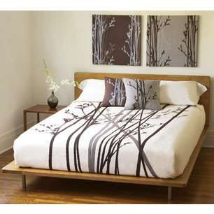 Exceptional Cocoa Organic Duvet Cover