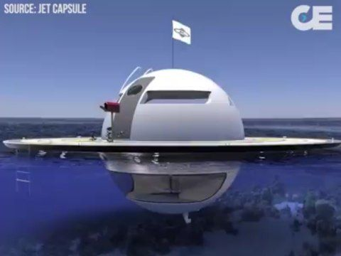 SEA HOME OF THE FUTURE!! #futurehome #innovation #technology #future #science #homes #adventure #cool #awesome #instapost #instavideo #instagram #success #solarenergy #instatech #travel #boats #invention #2018 #new