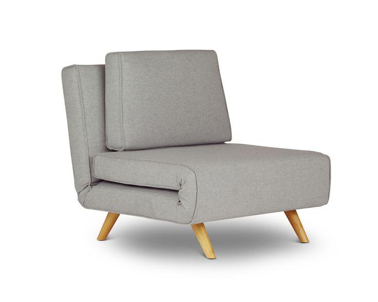 Hana Armchair Sofa Bed Single, Single Sofa Bed Chair Ikea