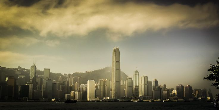 Hong Kong City by Rosemary Smith on 500px