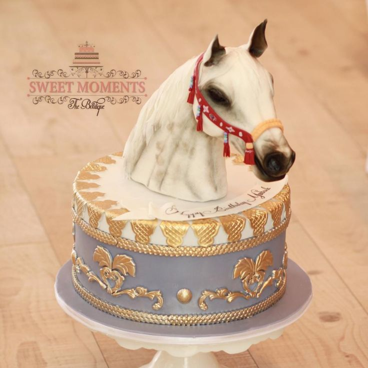 Arabian Horse Cake  - Cake by Sweet Moments The Boutique