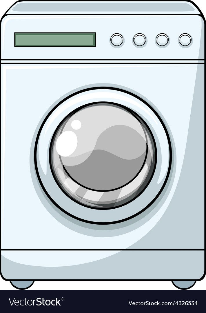 Close Up Washing Machine With Front Door Download A Free Preview Or High Quality Adobe Illustrator Ai Eps Pdf Washing Machine Ag Dolls Dollhouse Printables
