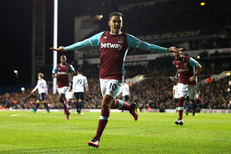 Tottenham reportedly interested in signing West Ham's Manuel Lanzini
